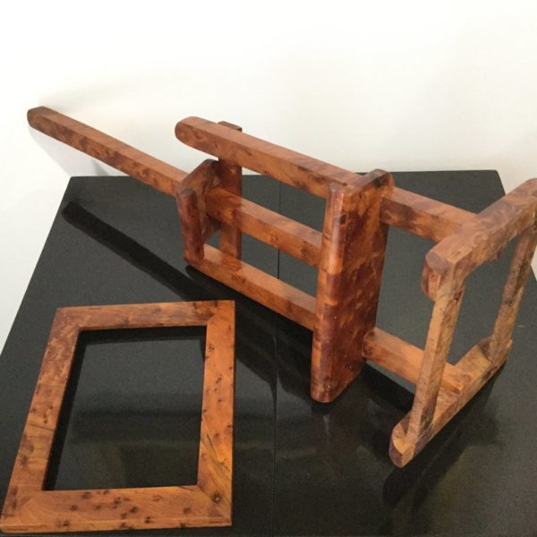 Early 1900s Huon Pine Exhibition Easel