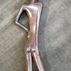 Hagenauer Nude African Nubian